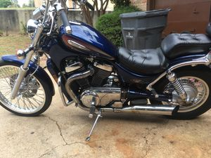 MOTORCYCLE - Suzuki for Sale in Dallas, TX