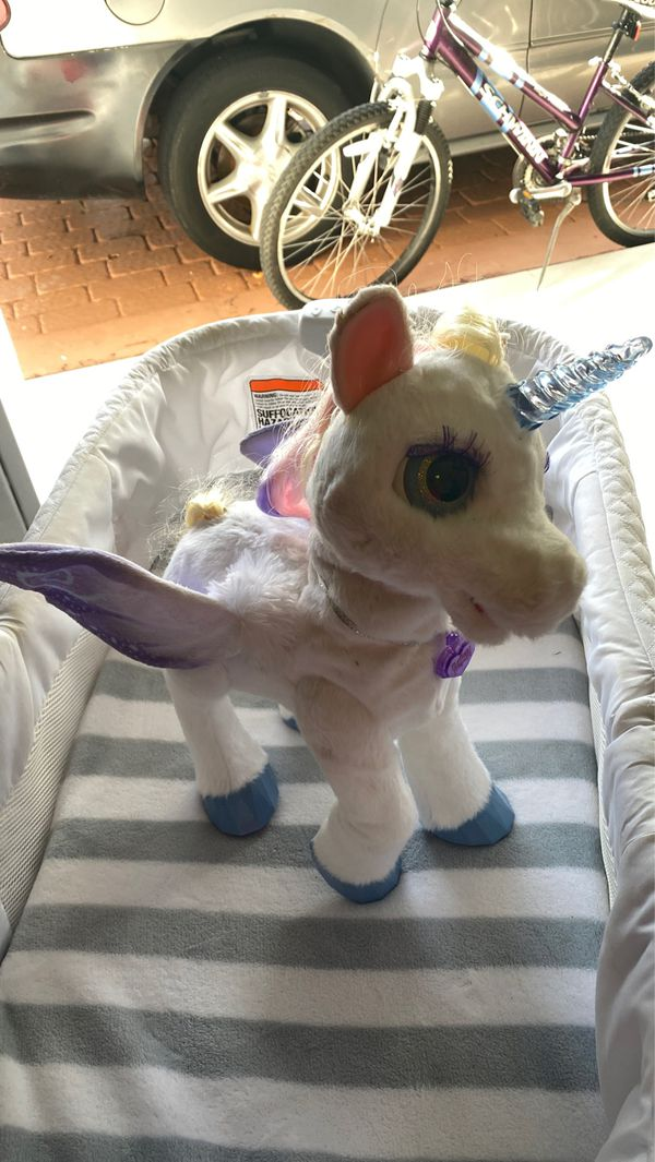 Furreal Unicorn Friend