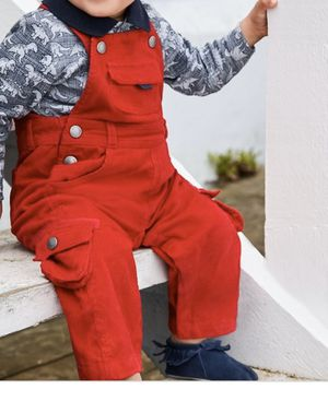 Baby boy corduroy overall for Sale in Queens, NY