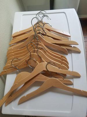 Kids wooden hangers for Sale in McKinney, TX