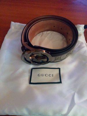 Authentic Gucci belt for Sale in Las Vegas, NV