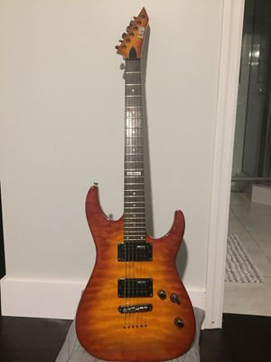 ESP LTD MH100QMNT for Sale in Tamarac, FL