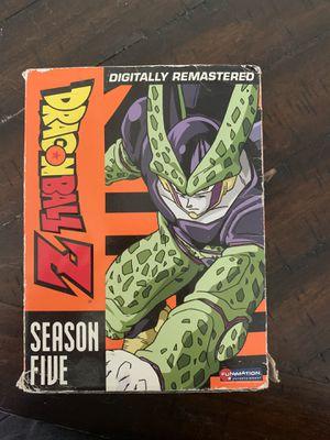 Dragon ball z season 5 for Sale in Bakersfield, CA