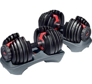 BOWFLEX 552 ADJUSTABLE DUMBBELL SET! CHEAPER THAN EBAY AND AMAZON! PRICE IS NEGOTIABLE TO A CERTAIN EXTENT! for Sale in Waldorf, MD