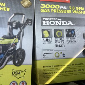 Honda Powered Ryobi Pressure Washer for Sale in Tampa, FL