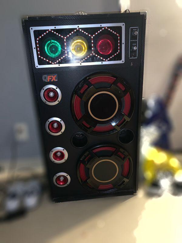 OFX speaker
