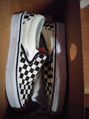 Vans shoes for Sale in Visalia, CA