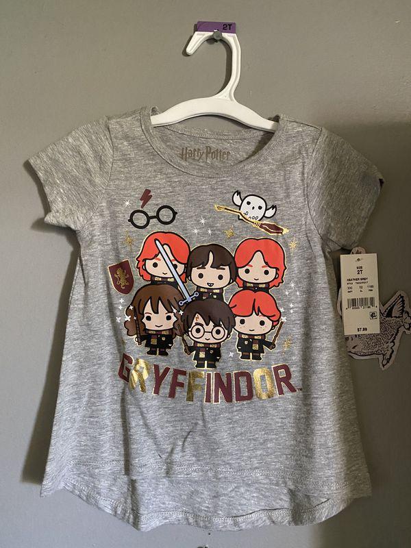 Harry Potter toddler shirt