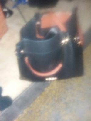black leather handbag for Sale in Washington, DC