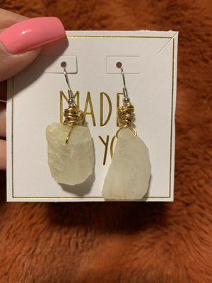 Moonstone Earrings for Sale in Oak Creek, WI