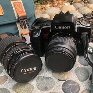 Vintage Canon EOS ELAN film camera for Sale in South San Francisco, CA