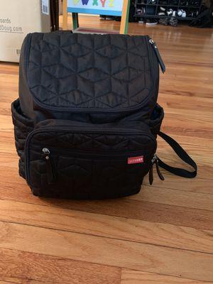 Skip hop diaper backpack for Sale in Belleville, NJ