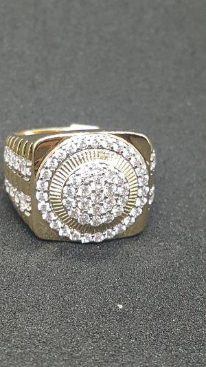 💥💥💎💎BRASS CZ RING💥💥💎💎 for Sale in Dallas, TX