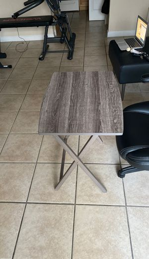 High Quality Side Table New for Sale in Clearwater, FL