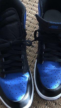 Nike Air Jordan 1s Royals 2017 Size 12 Mens for Sale in Lynnwood,  WA