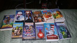 Vhs movies for Sale in Corpus Christi, TX
