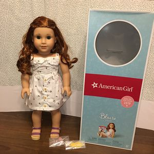 American Girl Doll Blaire Wilson GOTY 2019 for Sale in Los Angeles, CA