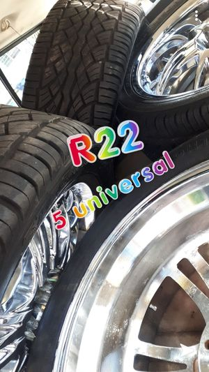 5 universal lugs for Sale in Tampa, FL