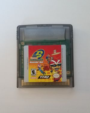 © 1998 NINTENDO GAMEBOY COLOR ROCKET POWER GETTIN' AIR for Sale in Orange, CA