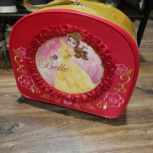 Belle Suicase DISNEYLAND park Item for Sale in Garden Grove, CA