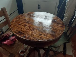 Victorian lamp table restored for Sale in Port Arthur, TX