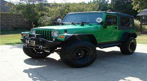 04 Jeep Wrangler Sport V4 for Sale in Washington, DC