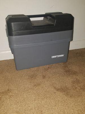 CRAFTSMAN TOOL BOX for Sale in Fairfax, VA