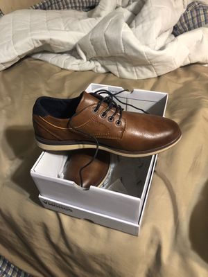 Boys dress shoes size 6 sonoma for Sale in Evansville, IN