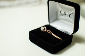 Rose gold diamond engagement set for Sale in Mesa, AZ