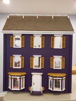 Restored Vintage Dollhouse Circa 1980 for Sale in Marietta, GA