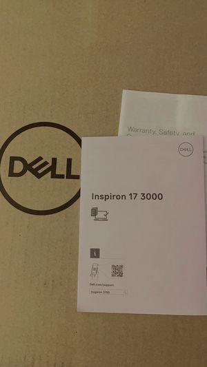 DELL Inspiron 17 3000 for Sale in Moreno Valley, CA