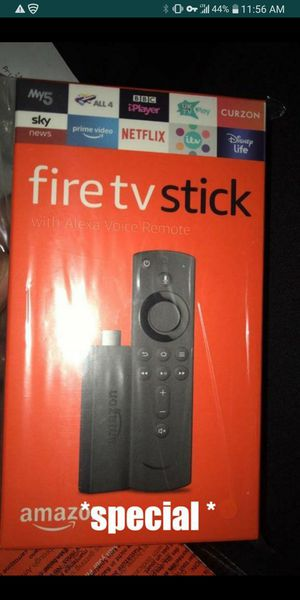 3rd gen New Volume Control firestick. for Sale in New York, NY