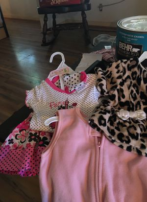 0 to 3 months baby girl clothes for Sale in San Leandro, CA