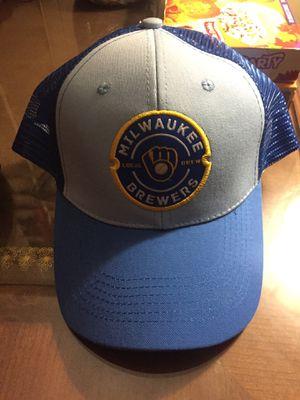 Milwaukee brewers hats for Sale in Phoenix, AZ