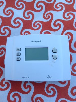 Honeywell thermostat for Sale in Peoria, AZ