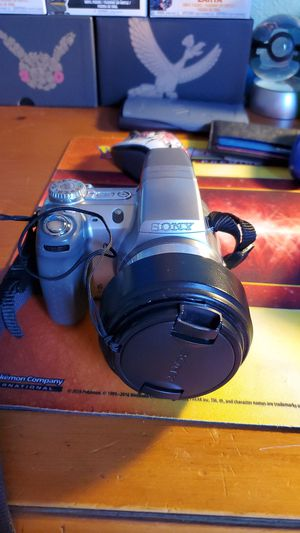 Sony 6MP Camera with Case for Sale in Orlando, FL