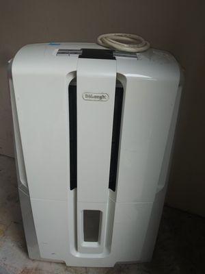 DeLonghi 50 Pint Dehumidifier w/ Pump for Sale in Richardson, TX