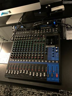 Yamaha mixing console for Sale in Orlando,  FL