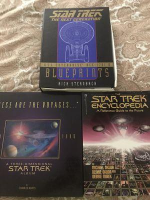 Star Trek Books for Sale in Chesapeake, VA