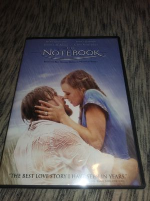 The notebook Dvd for Sale in Kansas City, MO