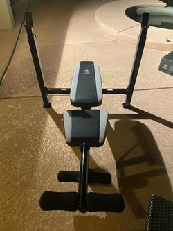 Olympic Weight Bench Fairly New for Sale in Las Vegas,  NV