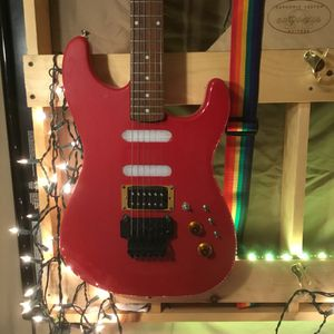Floyd Rose Stratocaster Electric Guitar for Sale in Santa Maria, CA