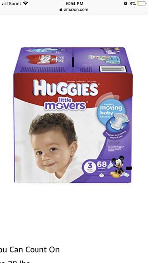 DIAPERS!! SIZE 1 & SIZE 3 for Sale in Brooklyn, NY