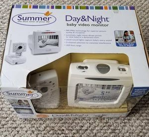 Baby Video Monitor 900 MHz, 350 ft range-$35 for Sale in Oak Forest, IL