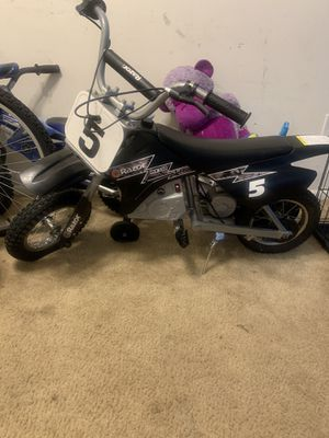 Electric kids dirt bike for Sale in Norristown, PA
