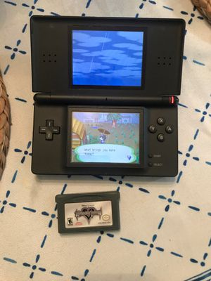 Gameboy ds with animal crossing and kingdom hearts for Sale in Apopka, FL