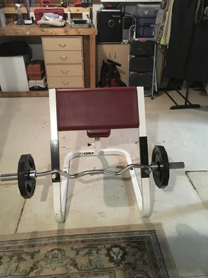 Weight lifting items for Sale in Dover, DE