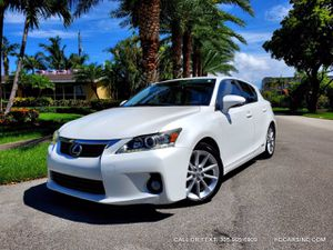 2012 Lexus CT 200h for Sale in Hollywood, FL