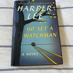 Go Set A Watchman Hardcover Book for Sale in West Covina, CA