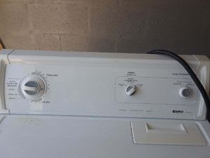 Matching pair Kenmore washer and dryer for Sale in St. Petersburg, FL